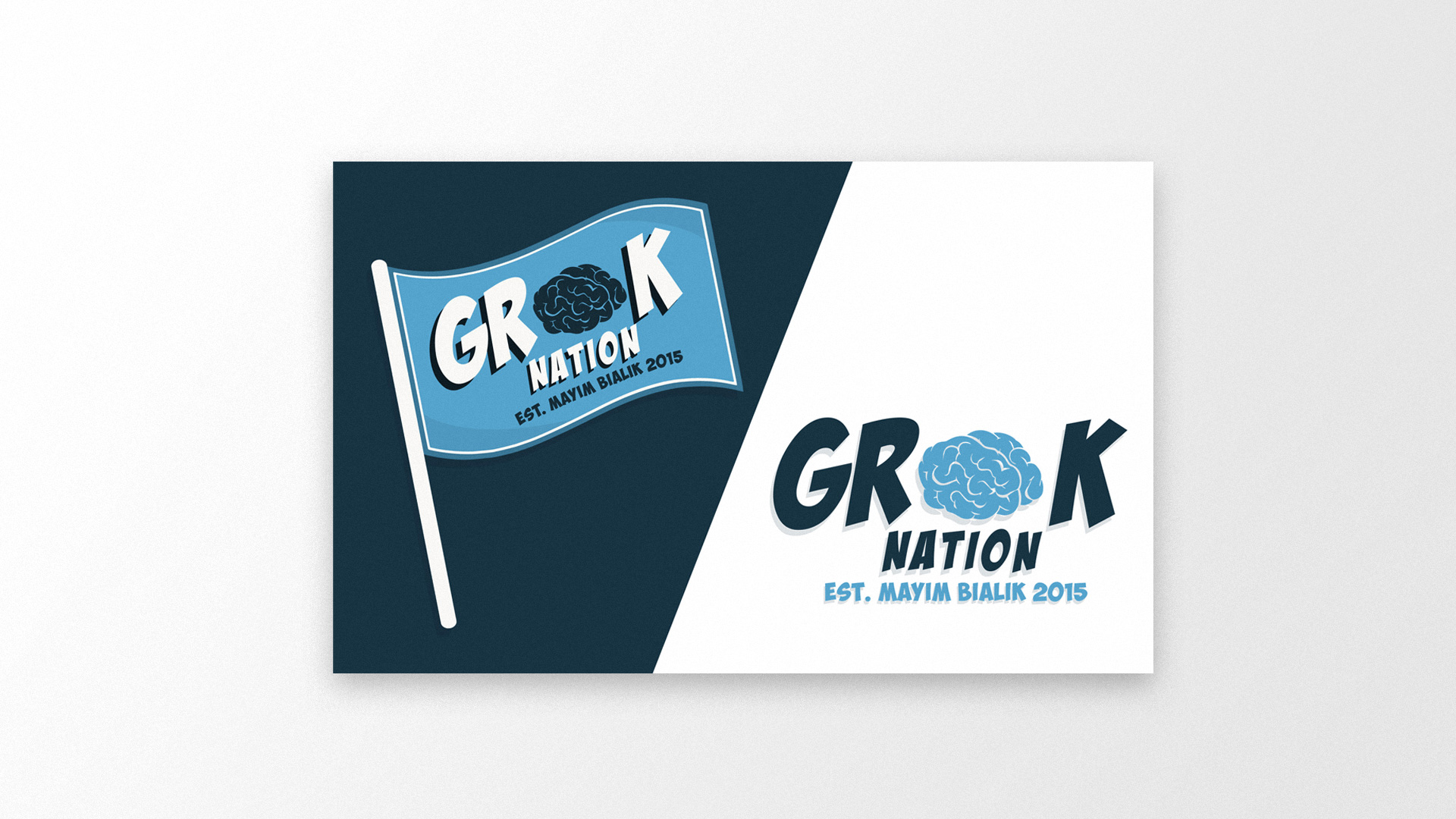 Grok Nation - Logo